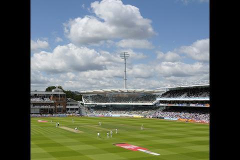 MCC - Lords stand, Populous